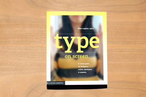 Type on Screen on grainedit.com