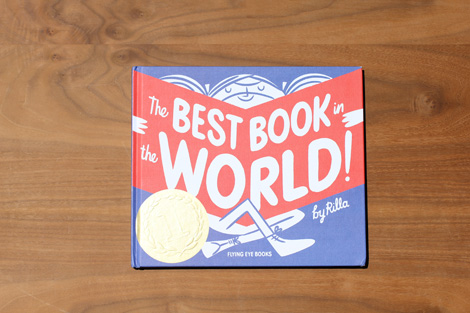 Best Book in the World by Rilla Alexander
