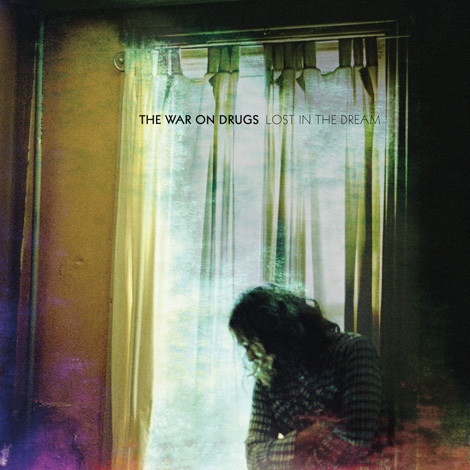 War on drugs album on grainedit.com