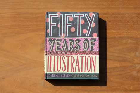 Fifty Years of Illustration on grainedit.com