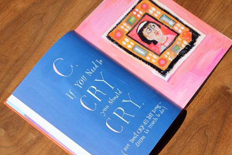 Maira Kalman book