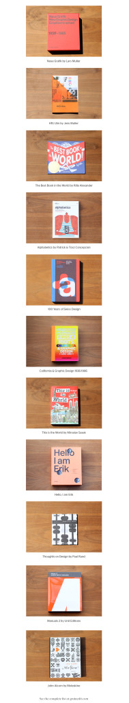 Design Book Gift Guide