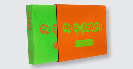 Ed Emberley book