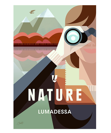 Nature Explorer by Lumadessa