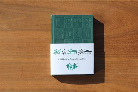 Let's Go Letter Hunting Journal