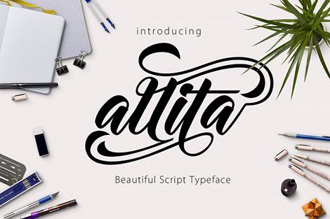 Allita Script