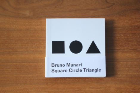 Bruno Munari - Square Circle Triangle