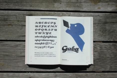 Script Font Book