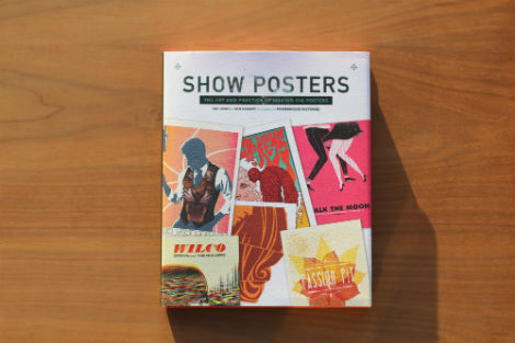 Show posters book
