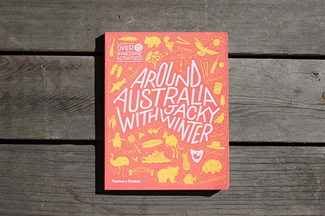 Jacky Winter -around Australia