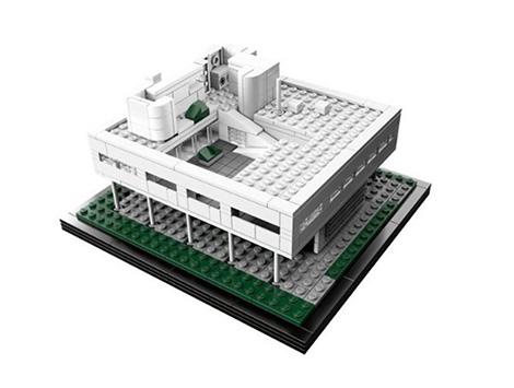 LEGO Architecture Villa Savoye
