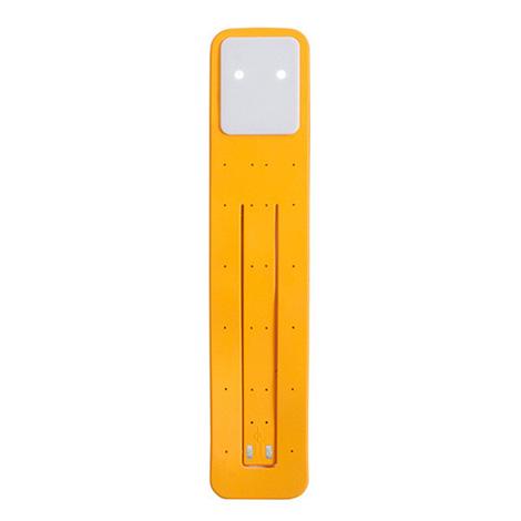 Moleskine Rechargeable Booklight in Cadmium Orange
